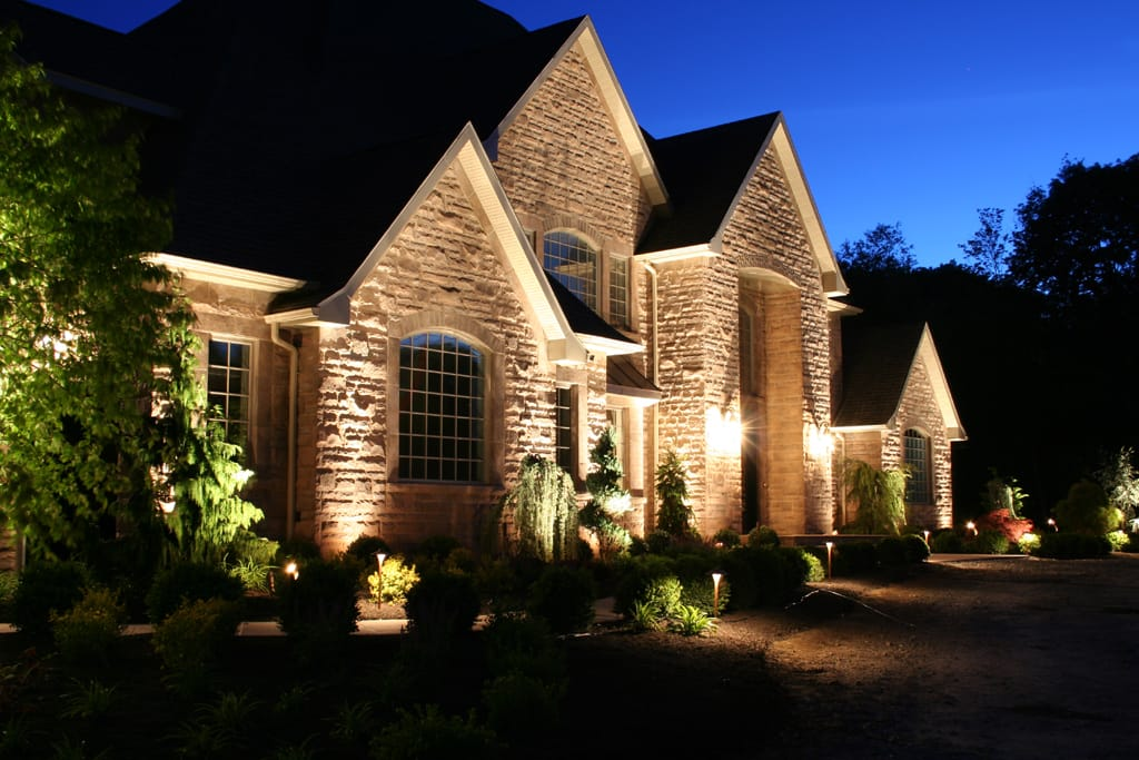 Austin TX Outdoor Lighting Installation