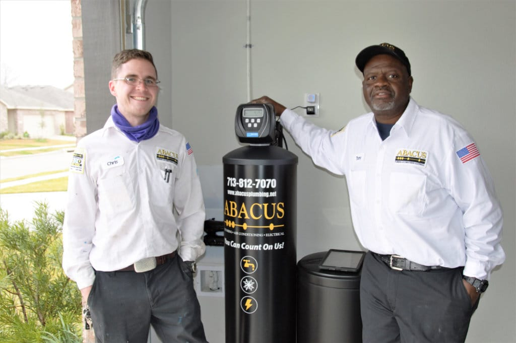 Austin Water Softener Installation & Maintenance