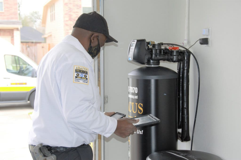 Austin Water Softener Installation & Maintenance by Abacus