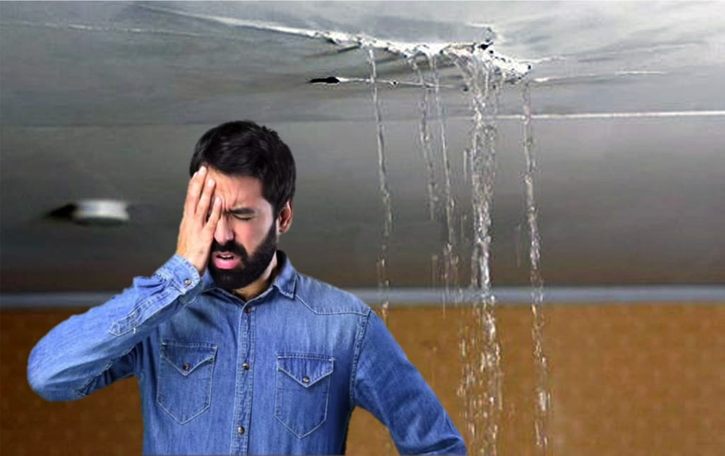 Water Leaks, Flooding & Plumbing Problems