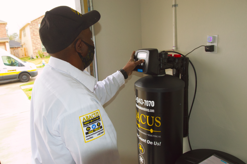 Water Softener Maintenance Austin
