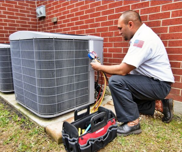 Air conditioning repair and hvac services Tech Ridge TX