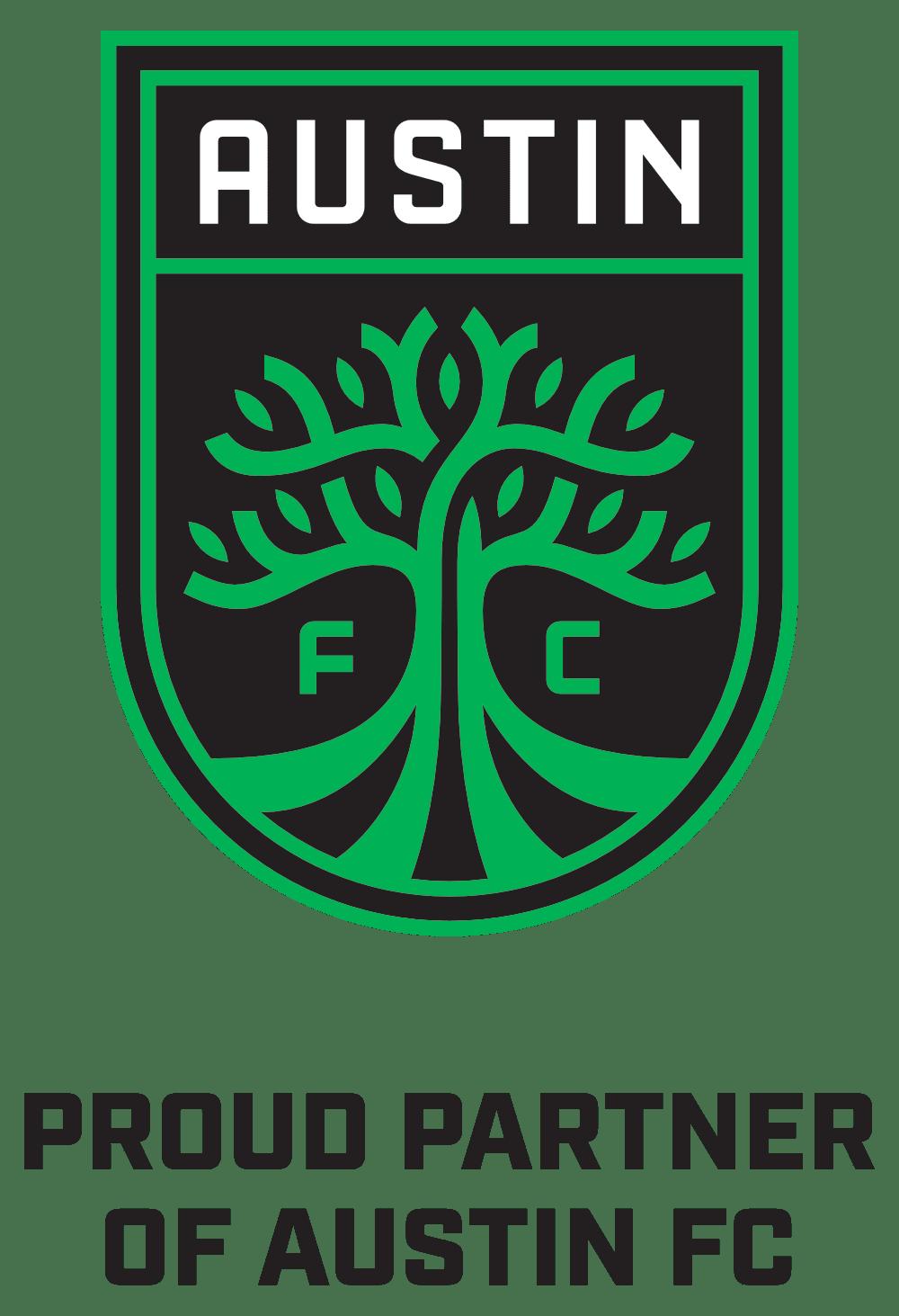 Austin FC Proud Partner